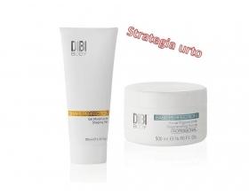 Dibi milano DIBI Milano corpo kit Shape gel modellante 200ml scrub base perfection 250ml