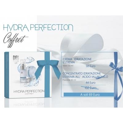 DIBI Milano kit  Coffret HIDRA PERFECTION crema idrataziione concentrato idratazione
