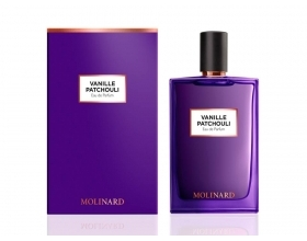 MOLINARD Molinard VANILLE PATCHIOULI - Eau de Parfum vapo. 75ml