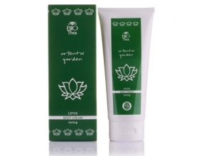 Bio Thai ORIENTAL GARDEN LOTUS BODY CREAM TONING