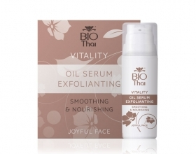 Bio Thai Bio Thai Vitality Oil Serum  Exfoliating 30ml