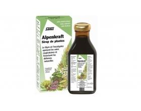 SALUS SALUS Alpenkraft 250ml benessere  naso, gola, bronchi e polmoni