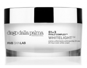 diego dalla palma RVB SKIN LAB WHITELIGHT crema uniformante antimacchia 24 ore
