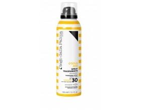 diego dalla palma MILANO O'Solemio Spray trasparente SPF 30