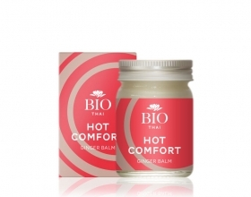 Bio Thai HERBAL BALM HOT COMFORT GINGER BALM
