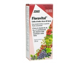 SALUS SALUS Floravital 250ml riduzione dell stanchezza fisica