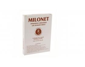Bromatech Probiotici Milonet BROMATECH probiotico 12 capsule