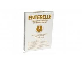 Bromatech Probiotici Enterelle BROMATECH probiotico 24 capsule