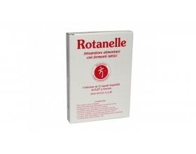 Bromatech Probiotici Rotanelle BROMATECH probiotico 12 capsule