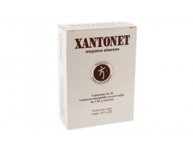 Bromatech Probiotici Xantonet BROMATECH probiotico 20 capsule